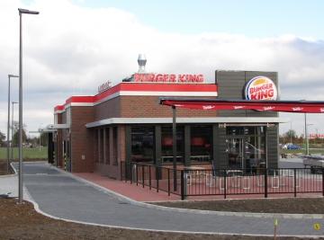 Burger King - Szombathely