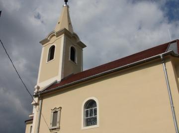 Római Katolikus templom - Olmód